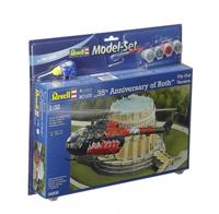 Revell 64906  Modelset BO 105 Fly Out Painting