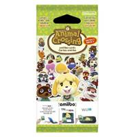 Nintendo Animal Crossing Amiibo Cards Serie 1 (1 pakje)