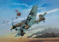 Revell 1/72 Junkers Ju 87 G/D Tank Buster