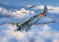 Bf109 G-10 Revell: Schaal 1:48