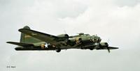 Revell 1/72 B-17G Flying fortress