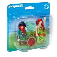 playmobil 6842 Duo Pack Duopack elf en dwerg op=op