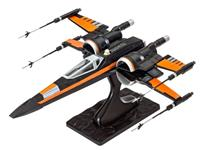 Revell 6692  Star Wars Poe's X-Wing Fighter