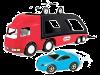 Little Tikes Autotransporter + 2 Sportwagens 72x19x25 cm