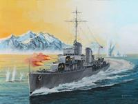 Revell 1/350 German Destroyer Type 1936