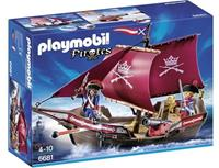 Playmobil Pirates Soldatenschip (6681)