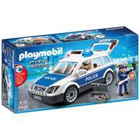 Playmobil Politiepatrouille met licht en geluid 6920
