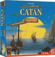 999 Games Catan: De Zeevaarders