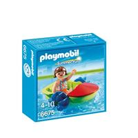 6675 Playmobil Waterfiets