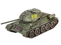 3302 Revell T-34/85