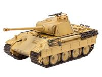 3107 Revell PZKPW V Panther Ausf. D & A