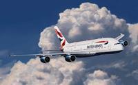Revell 1/288 Airbus A380 British Airways Easykit