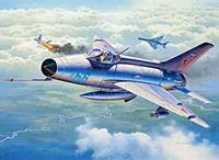 Revell 3967  MIG-21 F-13 Fishbed C