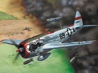 Revell 1/72 P-47D-30 Thunderbolt
