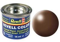 Revell Bruin, zijdemat 14ml no-381