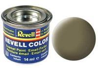Revell Donkergroen, mat 14ml no-39