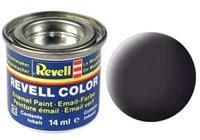 Revell Verf Teerzwart Mat 14 ml no-09