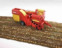 021306 Grimme SE 75-30 aardappelrooimachine