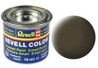 Revell Zwartgroen, mat 14ml no-40