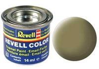 Revell Olijfgeel, mat 14ml no-42