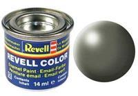 Revell Rietgroen, zijdemat 14ml no-362