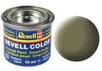 Revell Helder olijfgroen, mat 14ml no-45