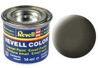 Revell Donker olijfgroen, mat 14ml no-46