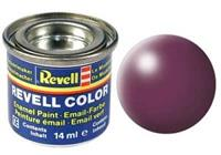 Revell Paars-rood, zijdemat 14ml no-331