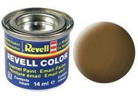 Aarde kleur, mat 14ml no-87
