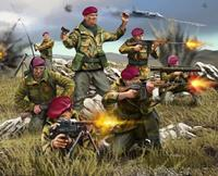 Revell 2596  British Paratroopers