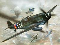 Revell 1/72 Messerschmitt Bf 109 G-10