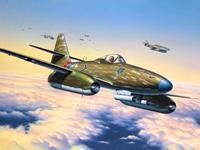 Revell 1/72 Me 262 A-1a