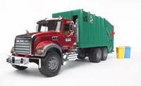 Mack vuilniswagen