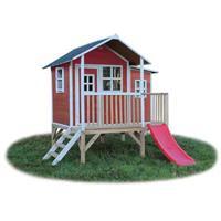 EXIT loft speelhuis 350 rood