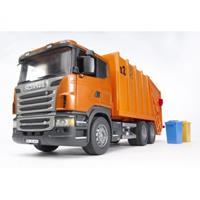 Bruder Scania R-Serie vuilniswagen