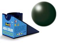 Revell 36363  aqua donkergroen, zijdemat