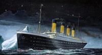 Revell 1/1200 R.M.S. Titanic