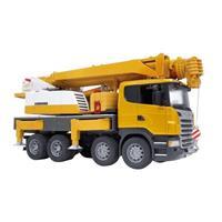 Bruder Kraanwagen Scania/Liebherr