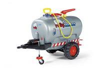 Rolly Toys Tanker grijs incl pomp (122776)