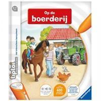 ravensburger boek Op de boerderij 4-7 jaar
