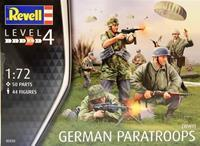 Revell 2532  German Paratroops