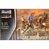 Revell 2618  Anzac Infanterie (1915)