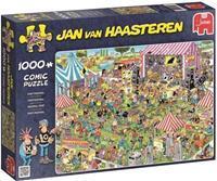 Jan van Haasteren - Popfestival puzzel