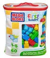 Mega Bloks Maxi Blokkentas 60 stuks