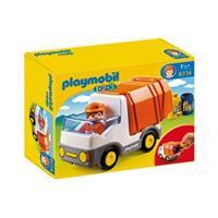 Playmobil 1.2.3 - Vuilniswagen