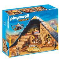 PLAYMOBIL History piramide van de farao 5386