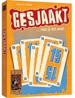 999 Games Gesjaakt kaartspel