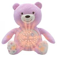 Chicco Knuffel Projector Baby Bear First Dreams Roze