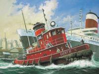 Revell 1/108 Harbour Tug Boat