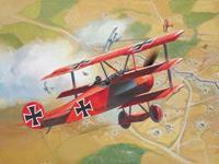 Revell 1/72 Fokker Dr. 1 Triplane